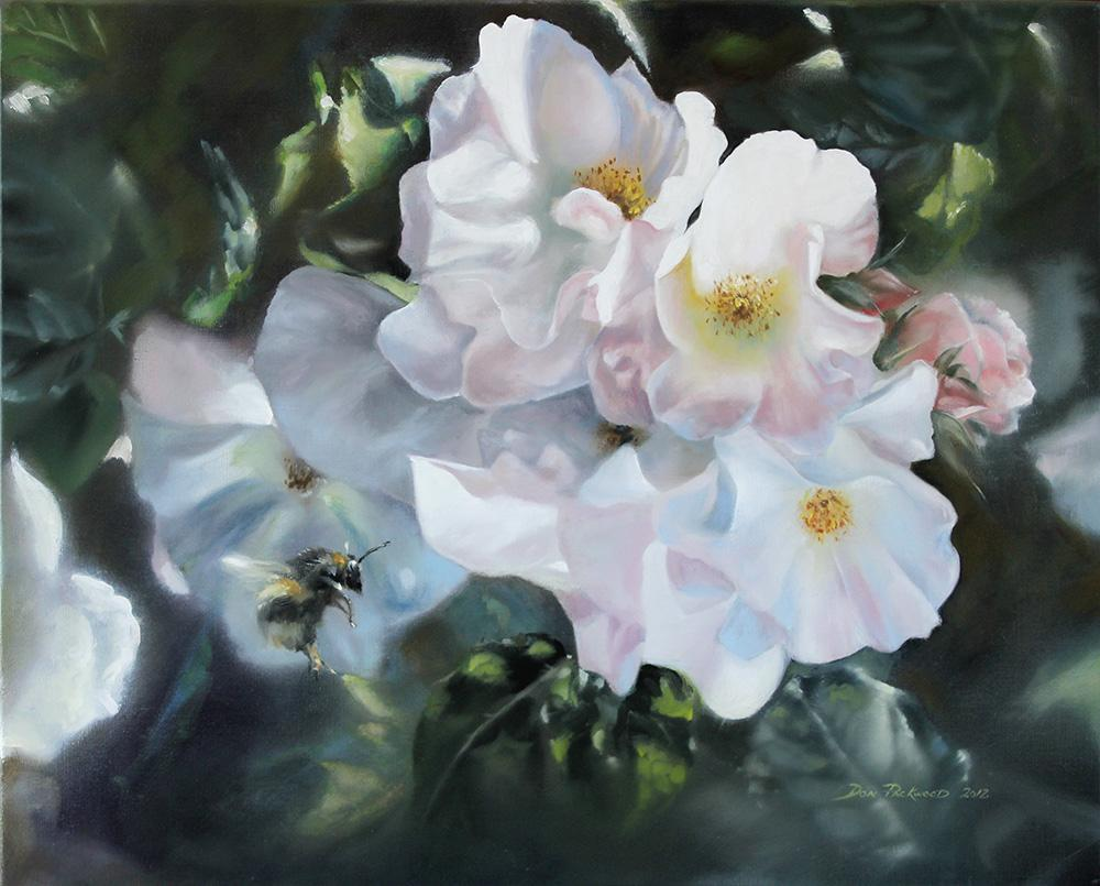 <p>Original Oil painting.</p>